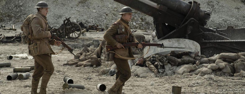 1917, la mejor película de 2018 según la Asociación de productores.