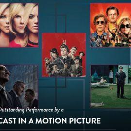 Hoy se entregan los Screen Actors Guild Awards (SAG) – Repasamos los más nominados