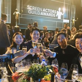 Ganadores de los SAG Awards 2020, el premio de los actores para los actores. Parásito, el mejor reparto del año