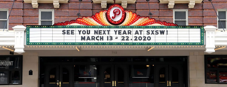 A pesar de cancelación Festival de SXSW anuncia  ganadores.