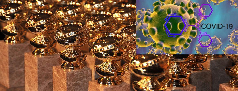 Globos de Oro modifican reglas por efectos del Covid-19