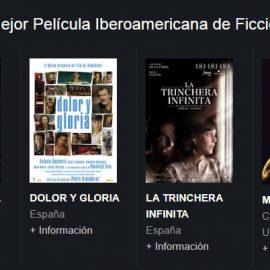 Monos representa al Cine Colombiano en los Premios Platino XCaret al Cine Iberoamericano