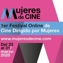 Primer Festival Online de Cine dirigido por mujeres