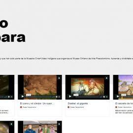 La muestra de Cine+Video Indígena tiene una oferta animada y gratuita para niños