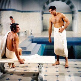 Especial Cine LGBT – Péplums, romanos. Ostras y caracoles