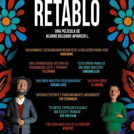 Reseña de Retablo de Álvaro Delgado Aparicio – Bajar al padre del pedestal