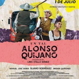 Un tal Alonso Quijano, la versión urbana de Don Quijote de la Mancha según Libia Stella Gómez – Estreno en Youtube