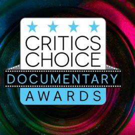 Critics Choice Documentary Awards anuncia nominados – Temporada de Premios
