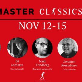 The Classics pospone su edición 2020, pero ofrecerá una serie de Marterclasses con reconocidos invitados internacionales