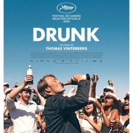 Reseña de Another Round (Drunk) de Thomas Vinterberg. Una borrachera de honestidad