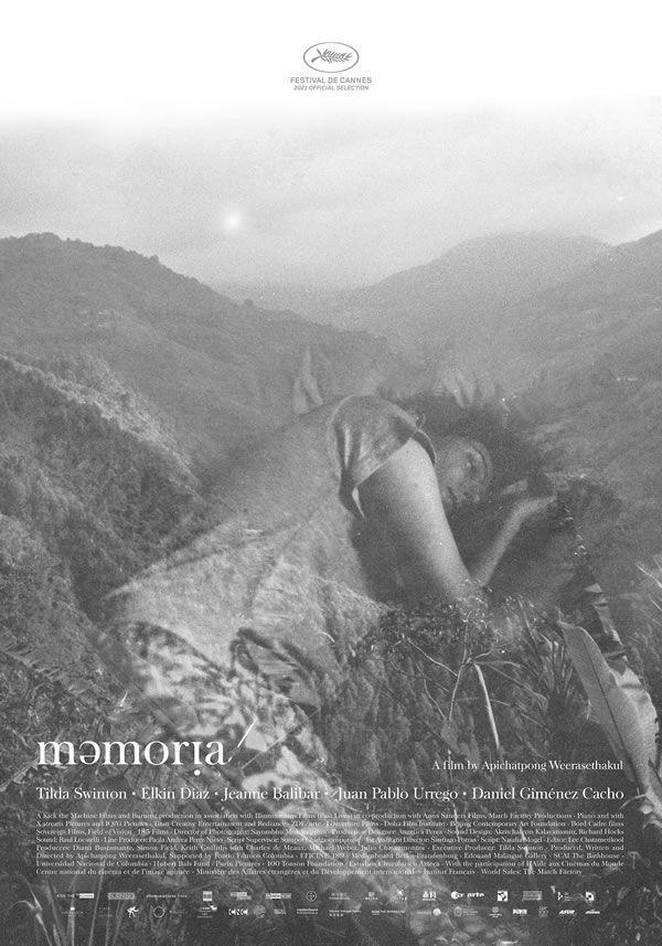 El jueves 15 se estrena Memoria de Apichatpong Weerasethakul en Cannes 2021  %