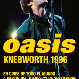El 23 se estrena mundialmente el documental de la icónica banda de rock Oasis – Oasis Knebworth 1996