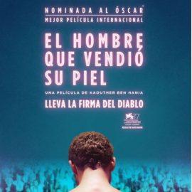 Reseña L'Homme qui a vendu sa peau (The ManWho Sold His Skin) de Kaouther Ben Hania